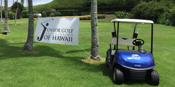 Junior Golf Association of Hawaii